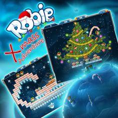 Robbie xmass screen