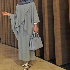 IG: TutallDesign    IG: Beautiifulinblack    Modern Abaya Fashion   