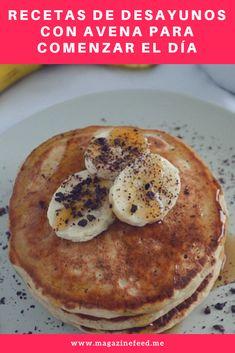 Recetas de desayunos con avena para comenzar el día Breakfast, Recipes, Food, Tasty, Eating Clean, Women, Hipster Stuff, Morning Coffee, Meal