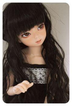 BJD MSD Elfdoll Yumi Realskin Ligh Tan Limited Edition No Pullip | eBay