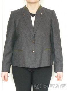 Dámské myslivecké sako - Prodám toto minimálně nošené šedé sako.Vel 42,rakouská výroba,cena 300,-Kč.Úklid šatníku.Nabízím víc zboží,klikni na moje jméno a uvidíš.https://s3.eu-central-1.amazonaws.com/data.huntingbazar.com/10006-damske-myslivecke-sako-ruzne-prislusenstvi-ke-zbranim.jpg