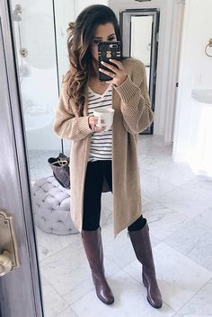The beauty of fall outfit ideas lies in their versatility. The weather is changing, so can you. Do not hide away all of your fav summer clothes!