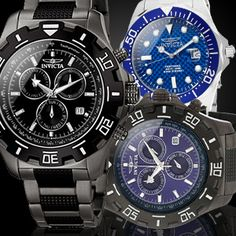 Invicta Watches - Unvanquished Style  Save up to92%