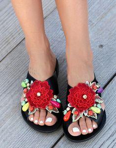 Sandals X-strap sandals Leather sandals Frida
