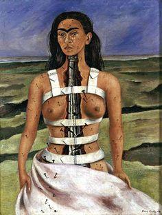 Diego Rivera and Frida Kahlo: The Odd Couple Mexican Artists, Mexican Folk Art, Frida Kahlo Tattoos, Kahlo Paintings, Frida Kahlo Artwork, Mexico Style, Image Painting, Writing Art, Science Writing