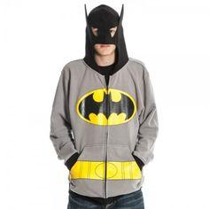 Batman Hoodie Costume - http://bandshirts.org/product/batman-hoodie-costume/