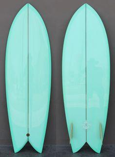 5'8 Fineline Twin Keel