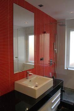 Ba os on pinterest blanco y negro corner basin and bathroom - Banos con marmol ...