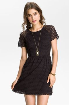 Free People 'Candy' Lace Dress available at #Nordstrom