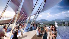 Urban Helix Winning Proposal | KSP Juergen Engel Architecten - Arch2O.com