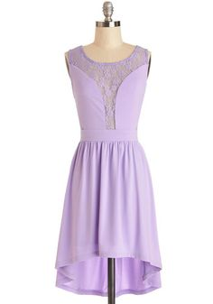 First Violet, First Chair Dress. If nature is a symphony, youre in the front row wearing this lavender dress! #lavenderNaN