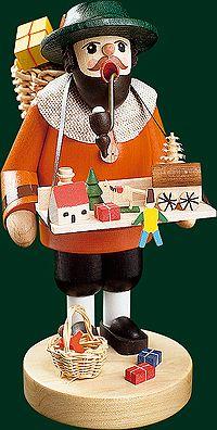 Glaesser Incense Smokers - Toy Salesman