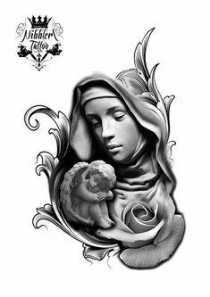 takové ty maličkosti, první kérky a podobné trendy Tattoo Sketches, Tattoo Drawings, Body Art Tattoos, Hand Tattoos, Tattoo Studio, Christus Tattoo, Baroque Tattoo, Mangas Tattoo, Chicanas Tattoo