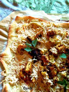 L'éphémère quotidienneté des repas et autres trucs de magie: Pizza de la mer