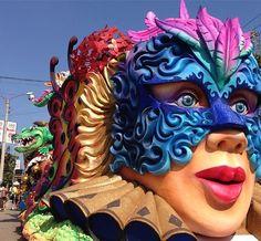 Carnaval de Barranquilla, Colombia!