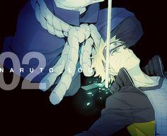 Sasuke • Naruto  の落書きログです。新OP映像とても好き。ナルトとサスケが特に多いです。 年齢ごと描いてみようと練習でがりがり描いてました。