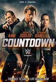 Lionsgate and WWE Studios present a new action-thriller, COUNTDOWN. In this action-packed movie, WWE Superstars Kane and Dolph Ziggler team up to save a Film Vf, Film Serie, Streaming Hd, Streaming Movies, Wwe Superstars, Movies To Watch, Good Movies, 2016 Movies, Tv Watch