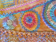 """More of """"It Started with a Stitch"""".  Project complete!"""