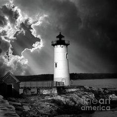 Portsmouth Harbor Lighthouse NH, USA