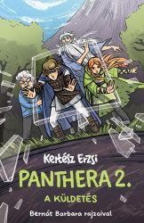Kertész Erzsi: Panthera - A küdetés Comic Books, Marvel, Comics, Cover, Movie Posters, Art, Products, Art Background, Drawing Cartoons