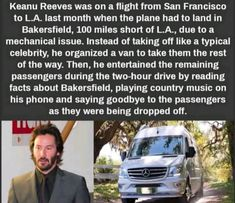 The hero we need Be My Hero, Human Kindness, Touching Stories, Faith In Humanity Restored, Cute Stories, Wtf Fun Facts, The More You Know, Keanu Reeves, Good People