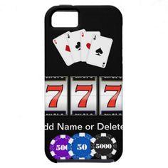 I PHONE 5 CASE CASINO LOVERS iPhone 5 CASE