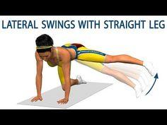 Kalça eritme hareketleri, HIZLI güzel kalça - egzersiz hareketleri videoları - Köprü - YouTube