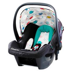 Buy Cosatto Giggle Hold Group 0+ Car Seat, Space Racer Online at johnlewis.com