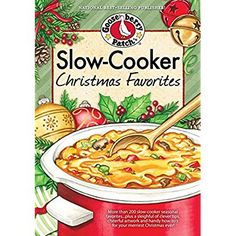 Slow-Cooker Christmas Favorites (Seasonal Cookbook Collection) -- See this great product.