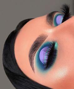 Makeup Eye Looks, Eye Makeup Art, Day Makeup, Makeup Geek, Skin Makeup, Makeup Inspo, Eyeshadow Makeup, Makeup Addict, Makeup Inspiration