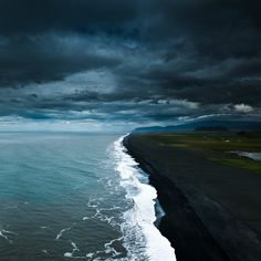 """Iceland, - """"Transitions"""" by Rafael Rojas)"""