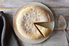 Lemon Lavender Polenta Cake recipe: #food52