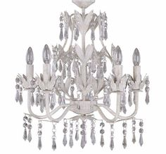 $199 Five Light Chandelier I  Bring Elegant Ceiling Lighting into Your Home at a Remarkably Low Price  Item # 40065