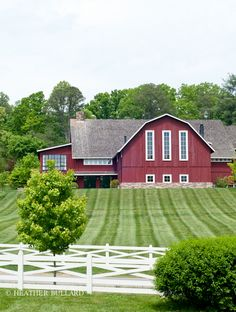 Blackberry Farm: Beautiful classic building for event center/ banquet area.