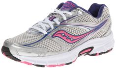 Saucony Womens Cohesion 8 Running Shoe Only  On Sale Now