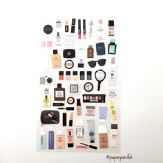 Image of Mini Makeup Stickers