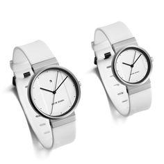 New Watch Women, White - Jacob Jensen - Jacob Jensen - RoyalDesign.com