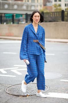 Here are 60 on-trend street style looks to inspire your style this spring: