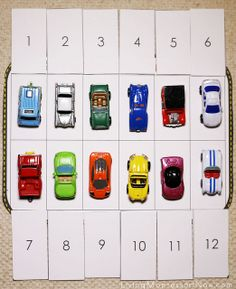 Parking Lot Game Layout by Deb Chitwood, via Flickr