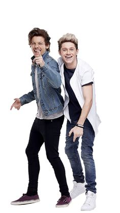 Louis Tomlinson and Niall Horan, One Direction