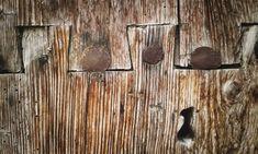 Free Image on Pixabay - Door, Old, Wood, Nails, Lock