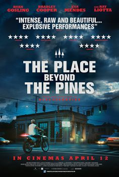 The Place Beyond the Pines by Derek Cianfrance was said to be an instant American classic and I'll have to agree with that. A motorcyclist recently quits his job at the carnival after he finds out he has a son. He supports his son by robbing banks. Now this is only half of the story as there is a major plot shift for the rest of the film. We don't get the realistically drama we felt in Blue Valentine, but we do get a very complex story that is just as fantastic. Highly recommended.