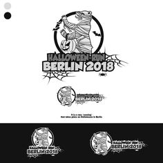 www.halloween-run-berlin.de It is a race (running) that takes place on Halloweeen in Berlin. We Need a new t-shirt design. I was thinking to use ...