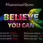 6 inspirational qoutes