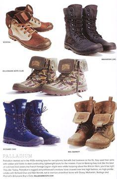 Get Freaky | Palladium Boots