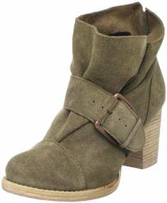 Joe's Jeans Women's Grant Ankle Boot,Khaki. Great for skinny jeans or boyfriend jeans