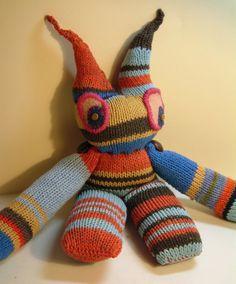 my cozy knit friend