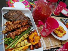 Recipe for Garlic Lime Marinated Ribeye Steak ~ Grill It Up Smart and Final Cattlemans Finest #SummerGrilling