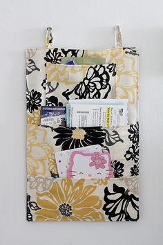 Mail Organizer by Jeni Baker, via Flickr