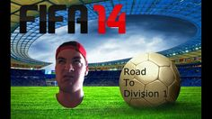 My road to division 1 in fifa 14
